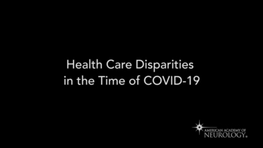COVID-19: Health Care Disparities
