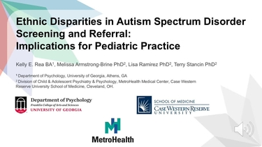 Video Gallery : Journal of Developmental & Behavioral Pediatrics