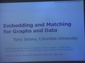 Image for Visualization & matching for graphs and data