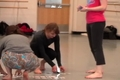 Image for Bodystorming Error Correction in Mitosis (Q&A): Emily Tubman with student dancers, Apr. 2013