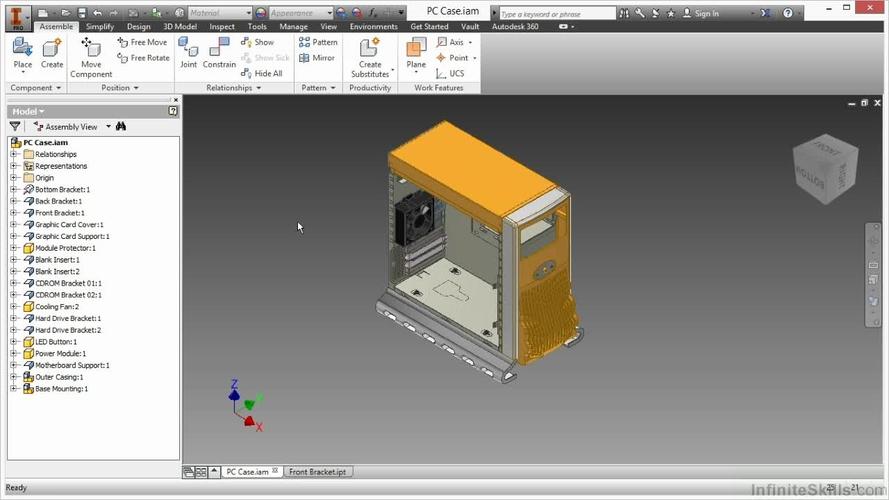 Mastering Autodesk Inventor Sheet Metal Design O