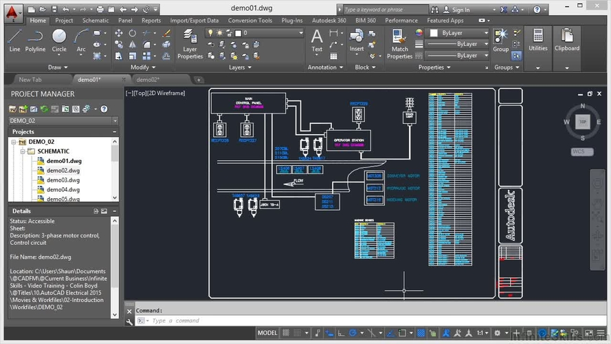 Learning Autodesk Autocad Electrical 2015 O Reilly Media