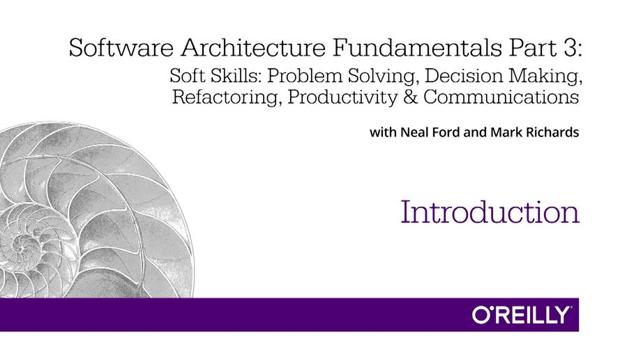 fundamentals software architecture
