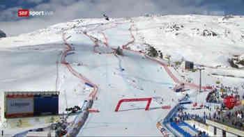 Ski-WM St.Moritz: Fliegerstaffel reisst Seilbahnkamera zu Boden