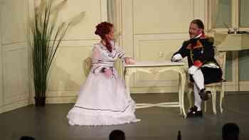 Classionata in Mümliswil: Ausschnitt aus der Strauss-Operette «Wiener Blut»