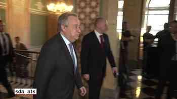 UNO-Generalsekretär Guterres bekennt sich zu Standort Genf