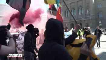 Stimmen von der Anti-Erdogan-Kundgebung
