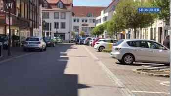 Banküberfall in Waldshut: Polizei umstellt Gebäude