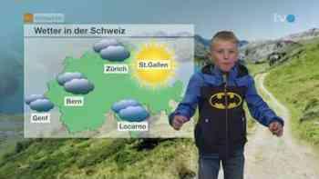 «Appäzäll, bewölkt mit sunnig!» – kleiner Wetterfrosch erobert die Schweiz