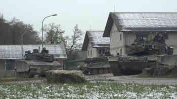 Einblicke in das Armee-Trainingsdorf «Nalé»