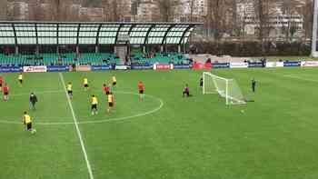 Training der Schweizer Nationalmannschaft