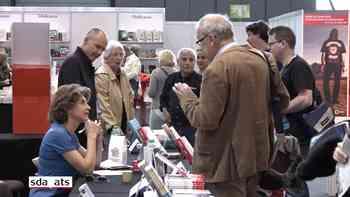 Genfer Buchmesse: Québec zu Gast