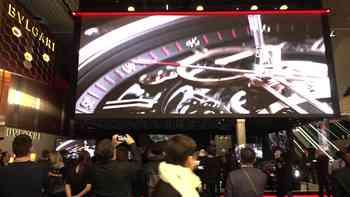 Baselworld: Uhren- und Schmuckmesse feiert 100. Jubiläum