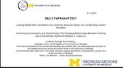 OLLI\'s Fall Kickoff 2021