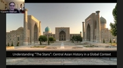 Understanding \'The Stans\': Central Asian History in a Global Context