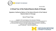 A Virtual Tour of the Federal Reserve Bank of Chicago