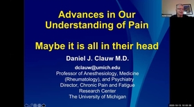 Efforts by the Chronic Pain and Fatigue Research Center