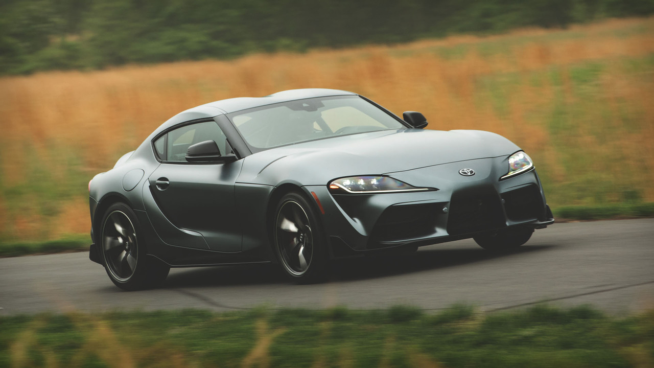 Behind the Wheel: the 2020 Toyota Supra