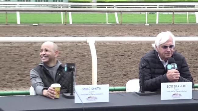 Mike Smith Discusses His Many Live Breeders Cup Mounts