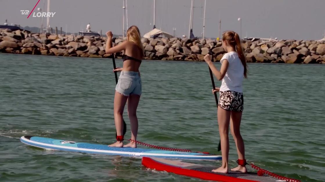 lidenskabelig ledsagere vandsport tæt på Hovedstadsområdet