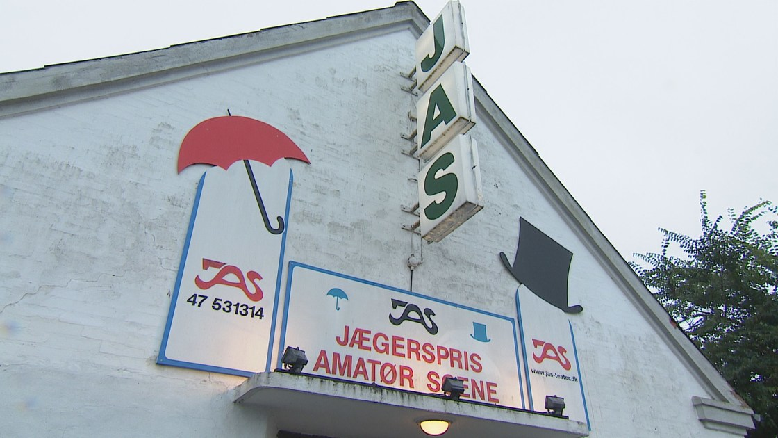 den første gang friluftsmuseum teater