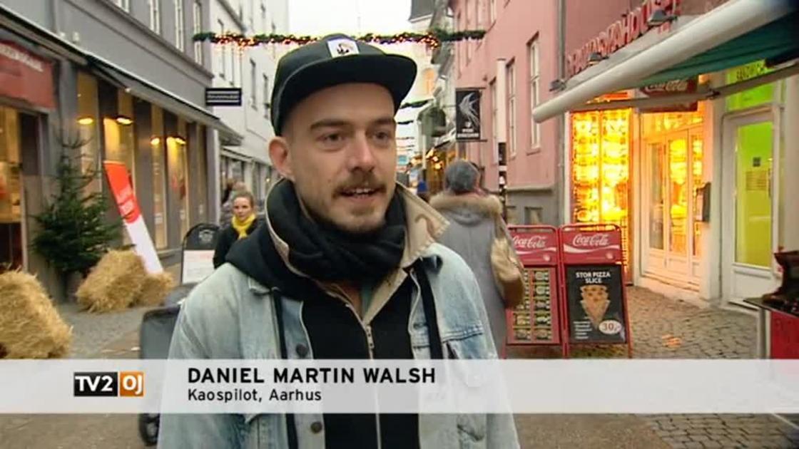 Julehjerter på computeren | TV2 ØSTJYLLAND