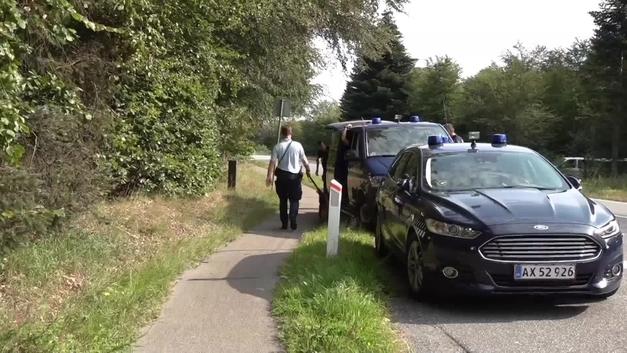 Politiet leder efter savnet 45-årig mand - har fundet hans bil   TV2  ØSTJYLLAND
