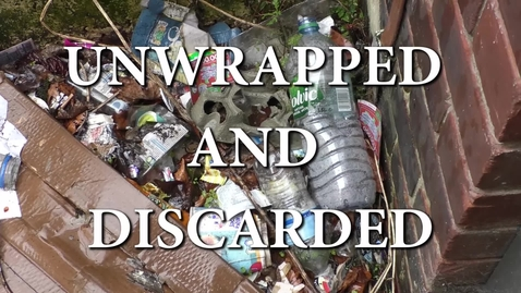 Thumbnail for entry Unwrapped and Discarded