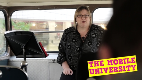 Thumbnail for entry What is the Mobile University?