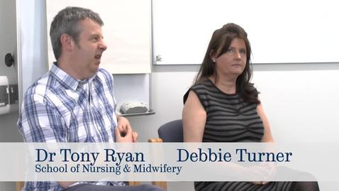 Thumbnail for entry Case Study: Tony Ryan and Debbie Turner on Turnitin