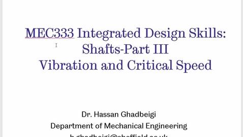 Thumbnail for entry MEC333-Shafts Part3