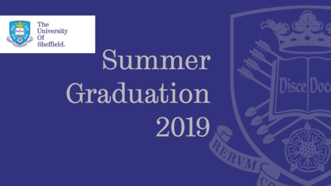 Thumbnail for entry Summer Graduation 2019 - Live