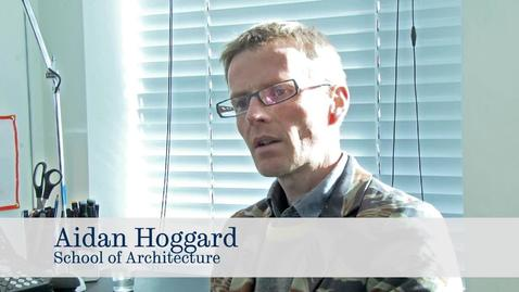 Thumbnail for entry Case Study: Aidan Hoggard on screencasting