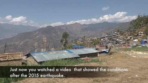 Thumbnail for entry Hagam Group 2: Coping with the 2015 earthquake
