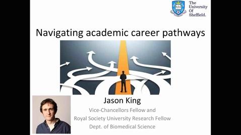Thumbnail for entry Dr Jason King
