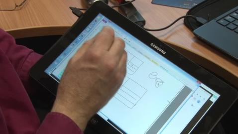 Thumbnail for entry Case Study: Jeremy Craven on using tablet technology to teach maths