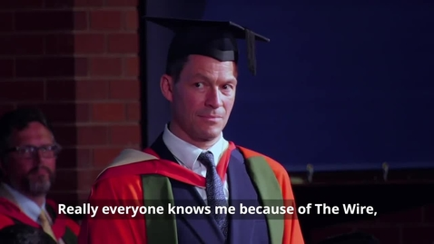 Thumbnail for entry Dominic West: What Sheffield means to me