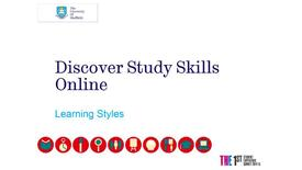 Thumbnail for entry 8.2 Learning Styles - Screencast