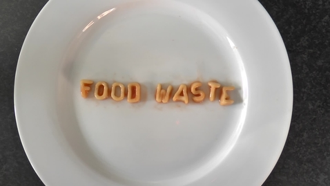 Thumbnail for entry Food waste