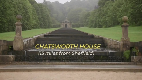 Thumbnail for entry Visiting the home of Pride and Prejudice  - Chatsworth House