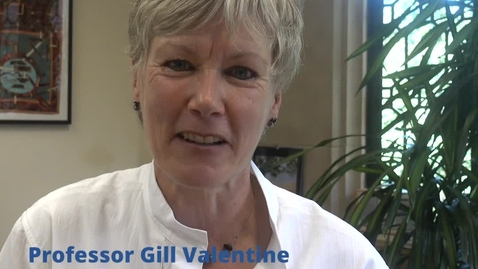 Thumbnail for entry Big Walk 2018 - Gill Valentine