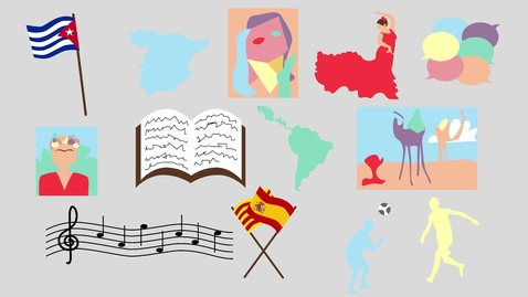 Thumbnail for entry Spanish and Latin American Studies