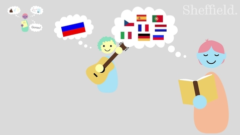 Thumbnail for entry BA Dual Honours with Languages and Cultures at the University of Sheffield