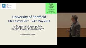 Thumbnail for entry Pure, White and Deadly: Is Sugar a Bigger Threat Than Heroin?