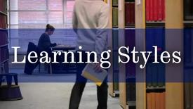 Thumbnail for entry 8.1 Learning Styles - Video Trailer
