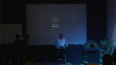 Thumbnail for entry From Scarcity to Austerity