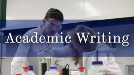 Thumbnail for entry 9.1 Academic Writing - Video Trailer
