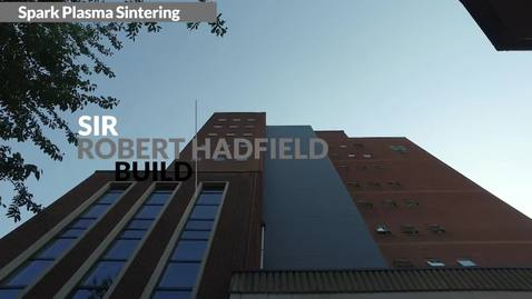 Thumbnail for entry The Henry Royce Institute - Spark Plasma Sintering (SPS)