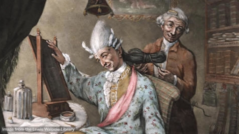 Thumbnail for entry The Hairdresser in History: Around 1800