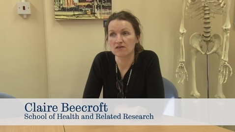 Thumbnail for entry Case Study: Claire Beecroft on Turnitin audio feedback